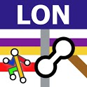London Journey Planner Live icon