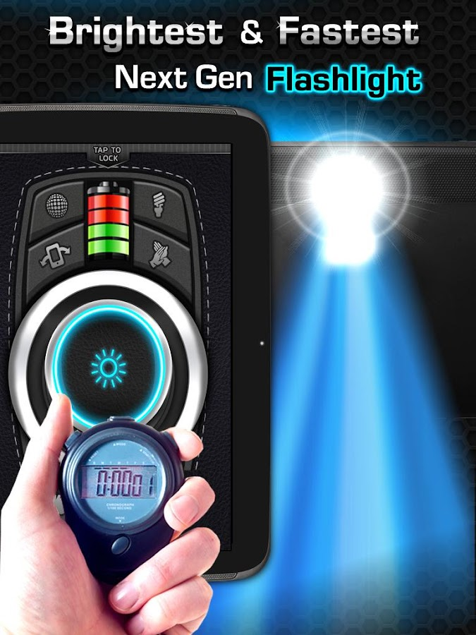 Flashlight LED Genius 2.3.0 لـ Android - تنزيل