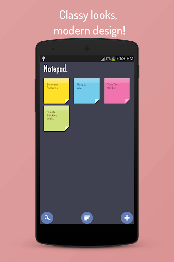 Notepad - Notes and Sticky