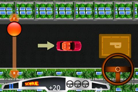 汽車停車遊戲