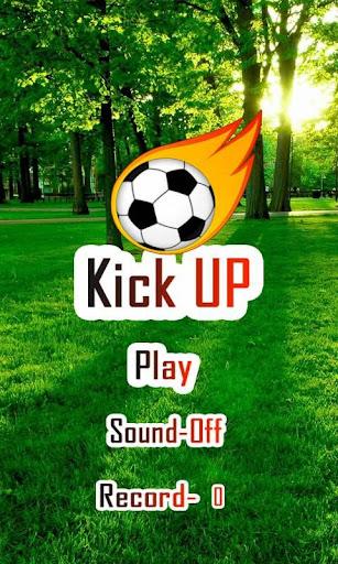 Kick Up - Football Game