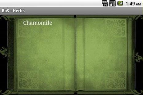 BoS Widget- screenshot thumbnail
