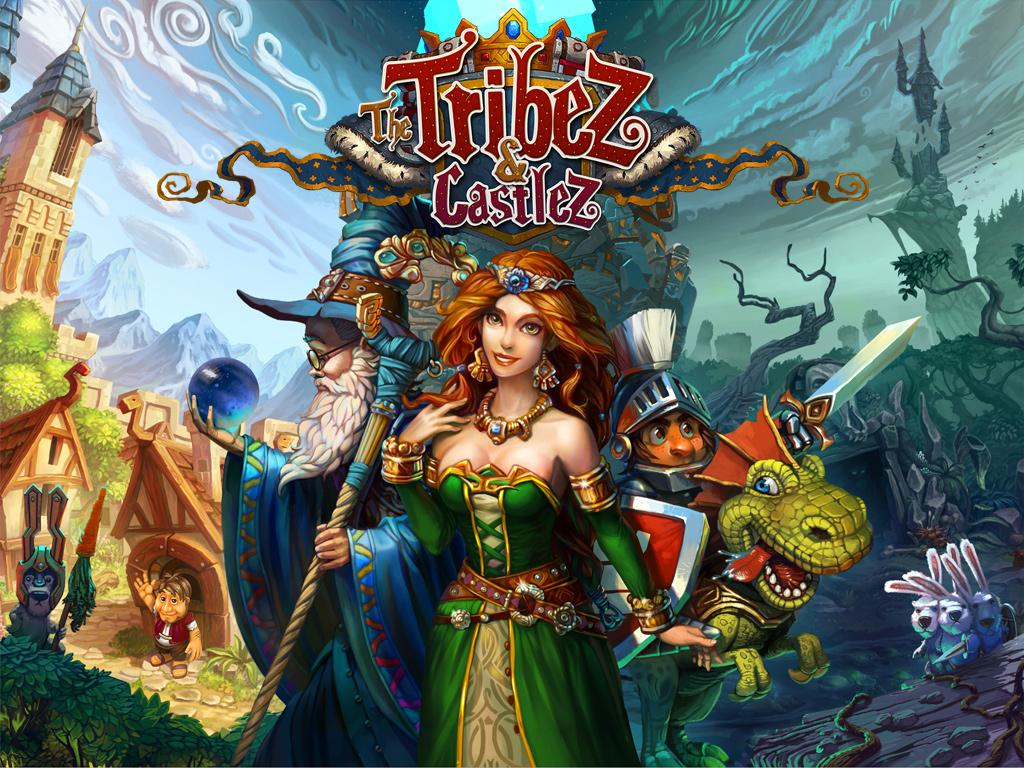 The Tribez & Castlez - screenshot