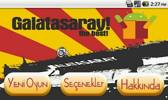 Screenshot of GS Hafıza Oyunu