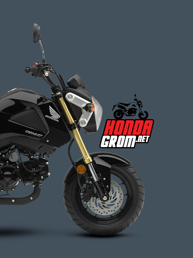 Honda Grom Forum App