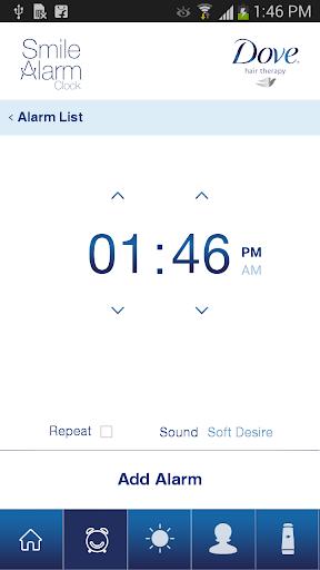 Dove Smile Alarm