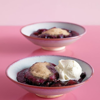 Mixed-Berry Slump