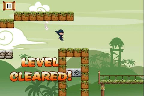 Yoo Ninja! Free - screenshot