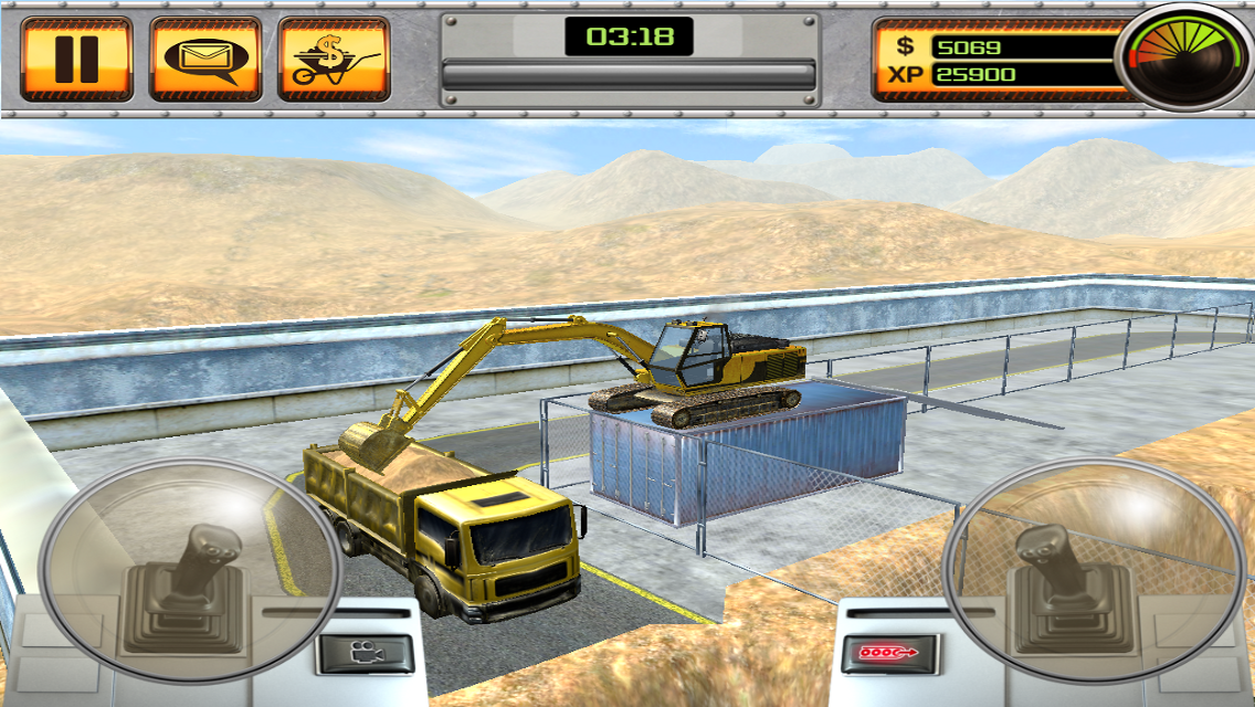 Scoop - Excavator- screenshot