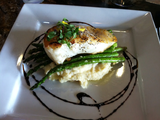 Chilean sea bass - too die for!