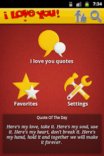 i love you quotes- screenshot thumbnail