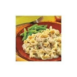 Chicken-Noodle Parmesan