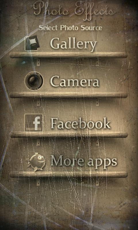 Vintage Camera- screenshot