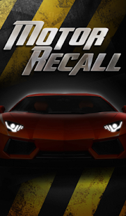 Motor Recall- screenshot thumbnail