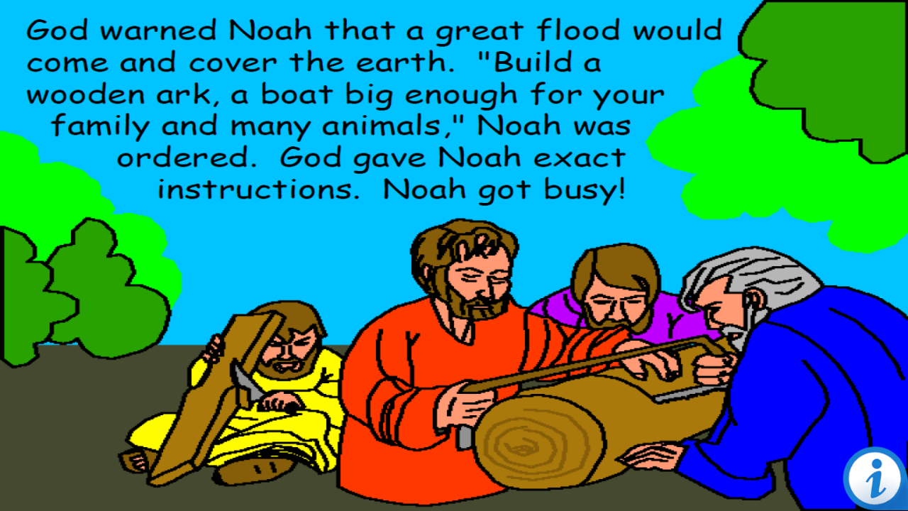 bible stories for children screenshot - Pictures For Children