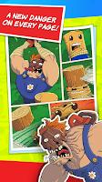 Screenshot of Buddyman: Comix