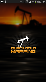 Bakken Oil -Black Gold Mapping - screenshot thumbnail