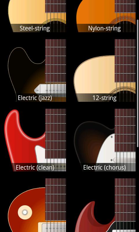 Jimi Guitar screenshot #2