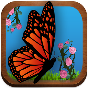 Flappy Butterfly Wings Free 休閒 App LOGO-硬是要APP