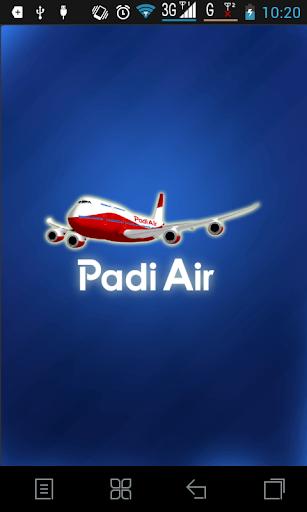 【免費旅遊App】Tiket Pesawat PadiAir-APP點子