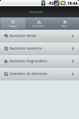 Vocation [13-16]- screenshot