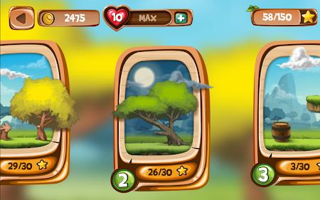 Banana Island –Monkey Kong Run 1.92 screenshot 638915
