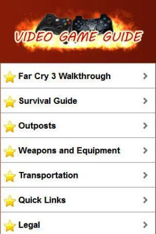 Unofficial Guide Far Cry - screenshot