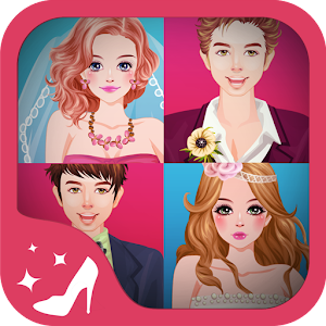 Brides and Grooms - dress up 家庭片 App Store-愛順發玩APP