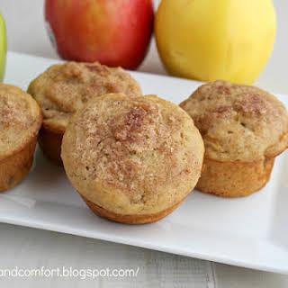 Cinnamon Apple Muffins No Milk Recipes.