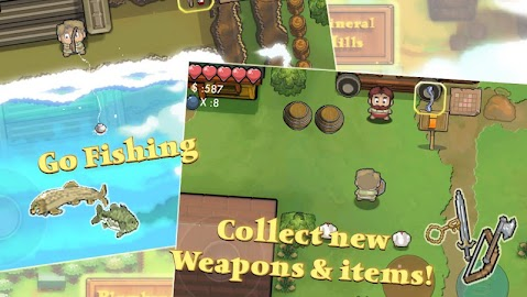 Mazes & Monsters Screenshot 1