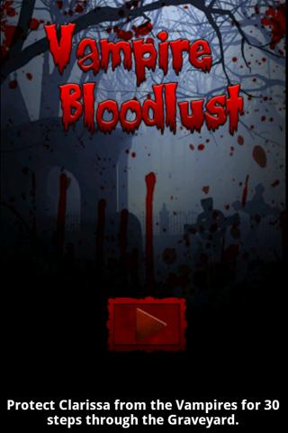 Vampire Bloodlust - screenshot