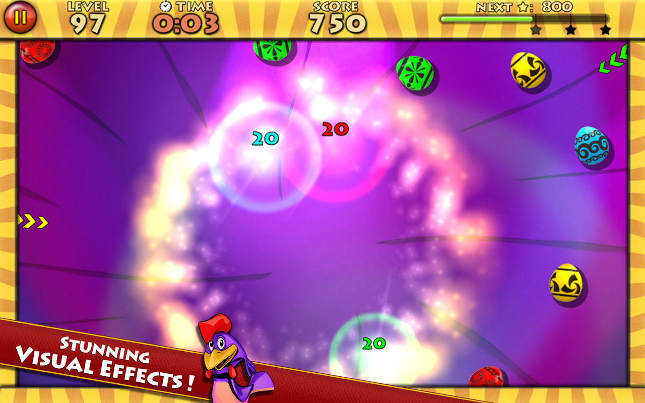 Magic Wingdom 2:Baby Bird Bros- screenshot