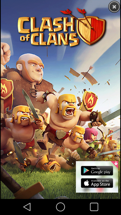 androeed.ru скачать clash of clans приват сервер #7