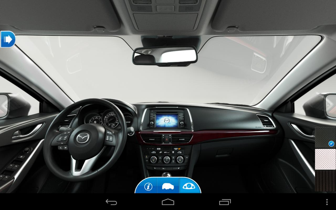 Mazda6 - screenshot