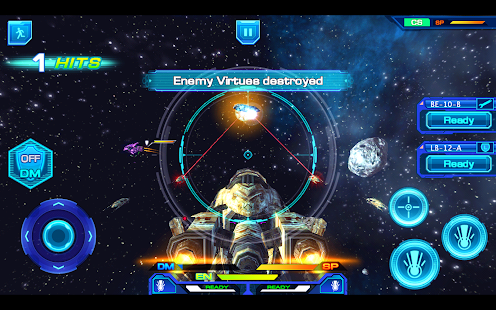 Galactic Phantasy Prelude Screenshot 17
