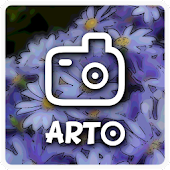 Arto:watercolor painting photo
