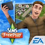 LG Game Pad: The Sims FreePlay 1.0.1 Apk