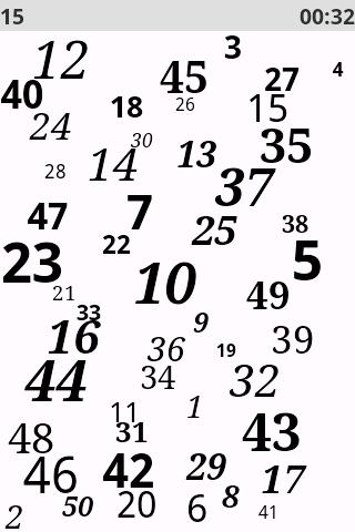 Find the Number Free- screenshot
