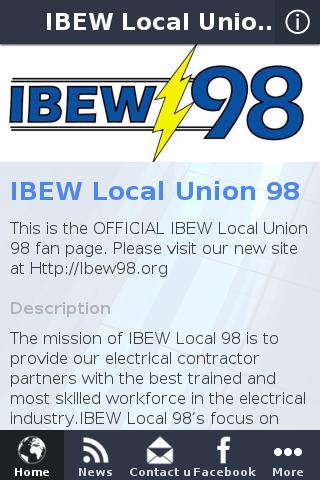IBEW Local Union 98