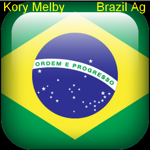 Kory Melby's Brazil Ag LOGO-APP點子
