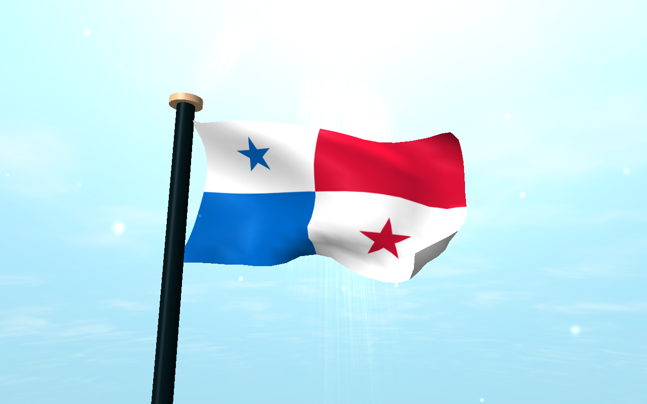 Panama Flag D Live Wallpaper Android Apps On Google Play - Panama flag