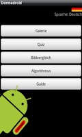 Screenshot of Dermadroid