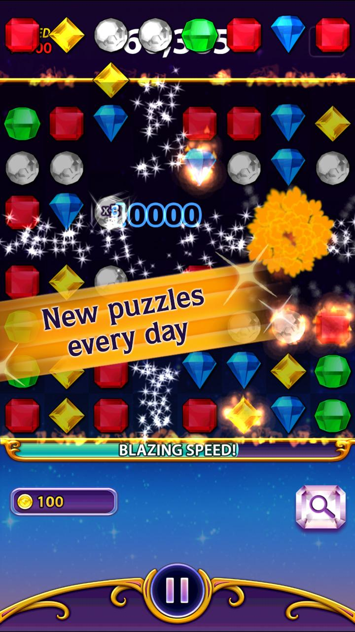 Bejeweled Blitz screenshot #2