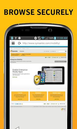 Symantec Secure Web