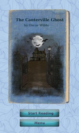 Canterville Ghost; engl span