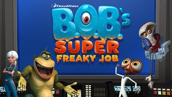 B.O.B.'s Super Freaky Job Screenshot 11