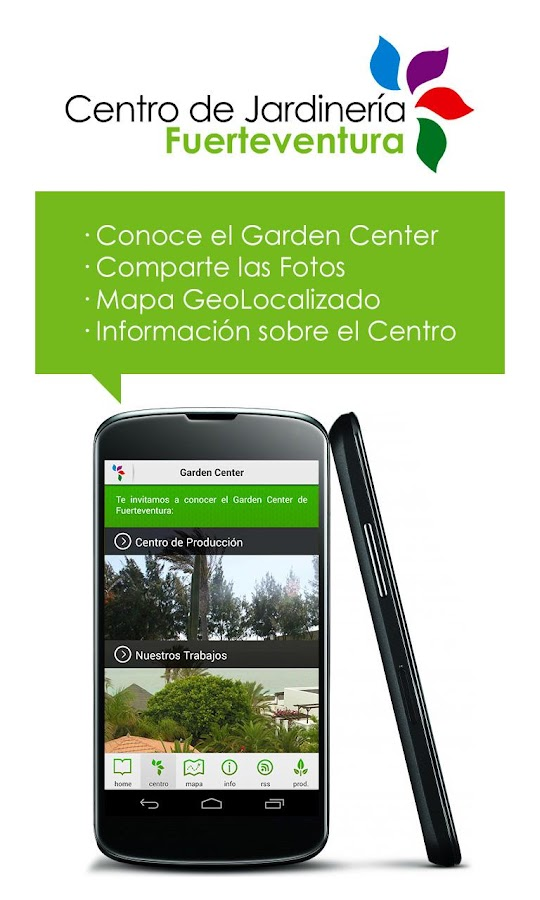 Garden Center Fuerteventura- screenshot