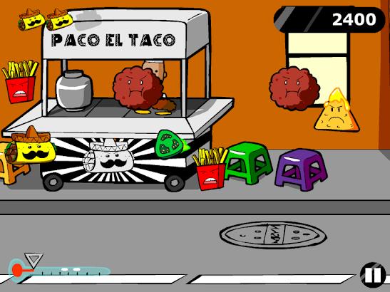 Paco el Taco screenshot