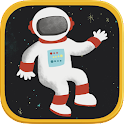 Space Games for Kids: Puzzles! icon