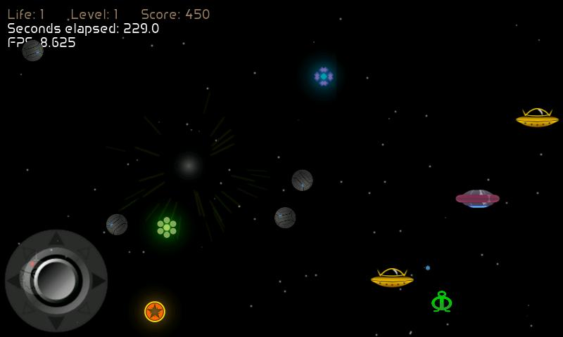Cyclon- screenshot